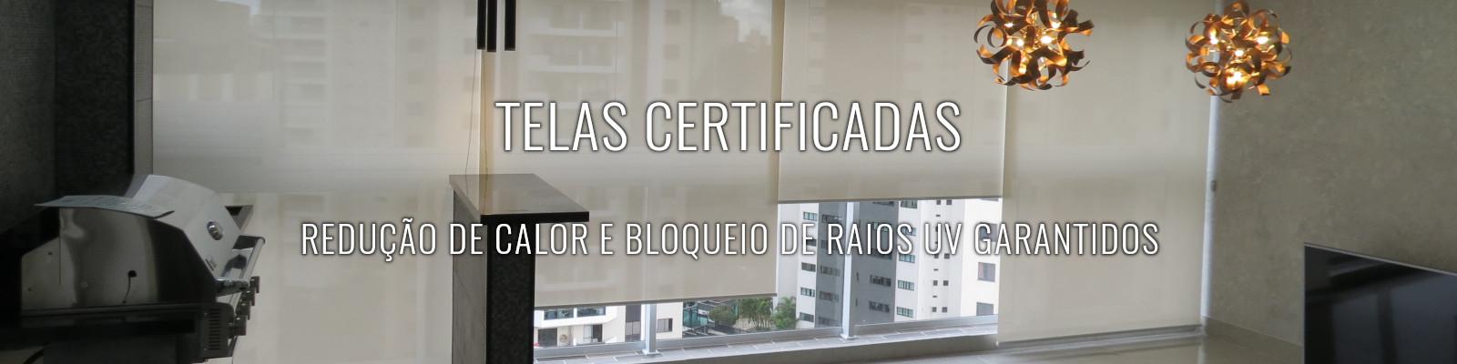 Telas certificadas